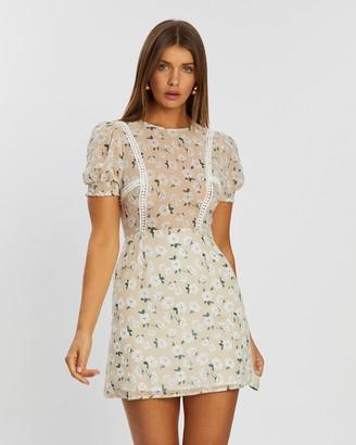 Atmos & Here Catt Mini Dress