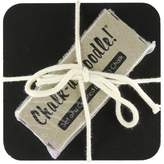 SugarBooger by Ore' Chalk-A-Doodle Coaster, Set of 5