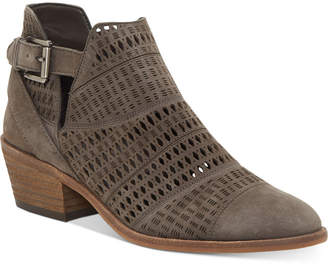 Vince Camuto Paavani Booties Women Shoes