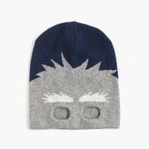 J.Crew Boys' Yeti beanie hat