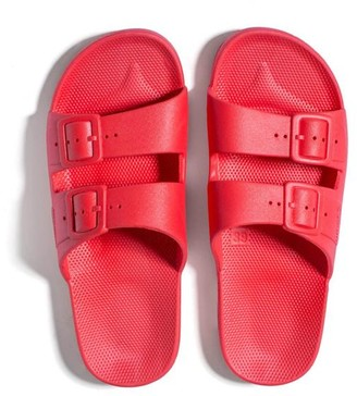 Freedom Moses Slippers Red - 37/38 - 4/5 - Women7/8