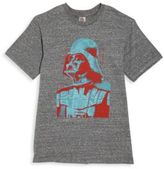 Junk Food Clothing Boy's Darth Vader Tee