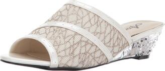 Annie Shoes Women's Midnight Slide Sandal