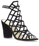 Vince Camuto Naveena – Caged Block-heel Sandal