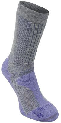 Karrimor Merino Fibre Midweight Walking Socks Ladies