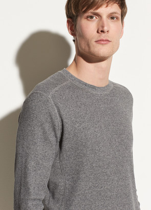 Vince Waffle Long Sleeve Pullover