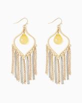 Charming charlie Astraea Dangle Earrings