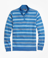 Brooks Brothers Supima® Cotton Half-Zip Sweater