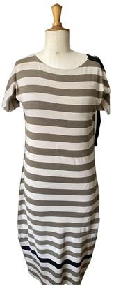 Sonia Rykiel Beige Cotton Dress for Women