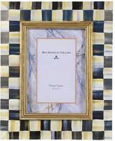 "Mackenzie Childs MacKenzie-Childs Courtly Check Frame, 5"" x 7"""