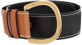 Sonia Rykiel reversible belt - women - Calf Leather - XS
