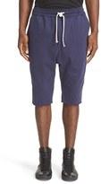 Drifter Men's 'Parks' Jersey Jogger Shorts