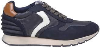 Voile Blanche Sneakers Liam In Nabuk E Nylon