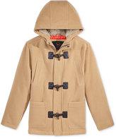 Hawke & Co Boys' Wool Duffle Toggle Coat