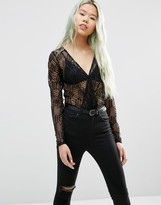 Just Female Audrey Lace Body