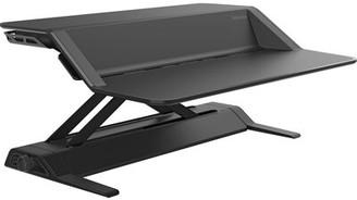 Fellowes Mfg. Co. Standing Desk Converter Color: Black