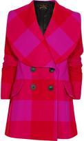 Vivienne Westwood Circle Car wool-blend coat