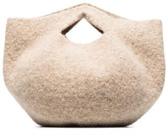 LAUREN MANOOGIAN textured Bowl tote