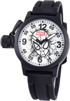 Marvel Disney Mens Spider-Man Crown Protector Watch