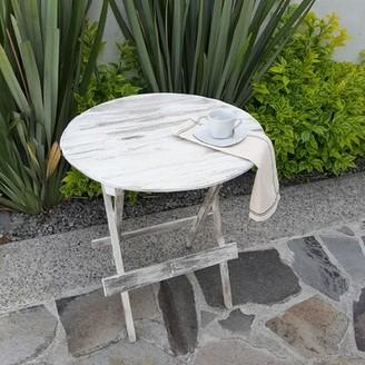 Ophelia Mcnamara Folding Wooden Bistro Table & Co.