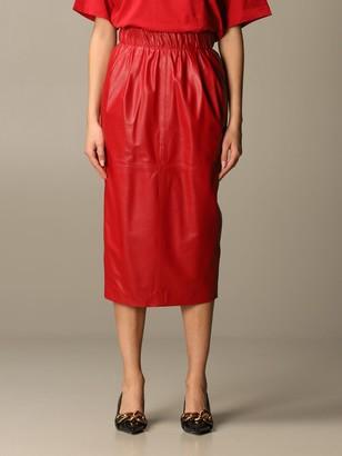 N°21 N 21 Skirt Leather Sheath Dress