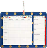 Cath Kidston Button Spot Magnetic Meal Planner