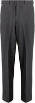 Bottega Veneta Wide-leg wool trousers