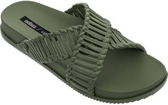Salinas Melissa Shoes x Cosmic II PVC Slide Sandalss