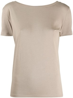Jacquemus twist detail T-shirt