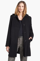 Gallery 'Nepage' Coat with Detachable Hood & Liner (Petite) (Online Only)