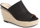 J. Renee Women's 'Prys' Espadrille Platform Wedge Sandal