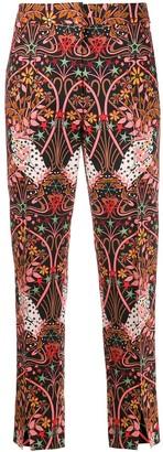 Liberty London Maisie Ianthe Valentine-print trousers