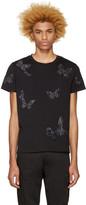 Valentino Black Butterflies T-Shirt