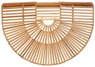 Cult Gaia Ark Large Bamboo Tote Bag