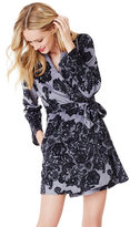 Betsey Johnson Vintage Terry Trench Robe