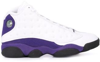 Jordan Air Retro 13 Lakers sneakers