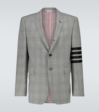 Thom Browne Classic single-breasted blazer
