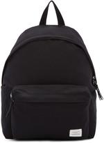 Rag & Bone Black Canvas Standard Backpack