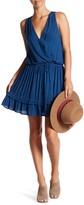 Young Fabulous & Broke Nadine Ruffle Hem Dress