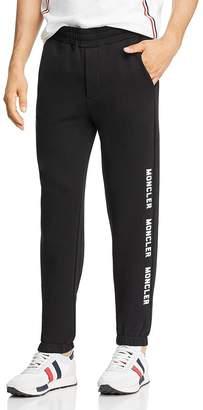 Moncler Logo Graphic Sweatpants