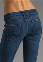 """7 For All Mankind Lexie """"A"""" Pocket Petite"""