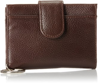 Buxton Hudson Pik-Me-Up Tab Card Case
