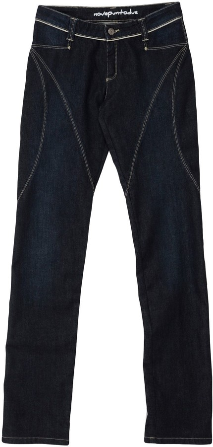 9.2 By Carlo Chionna Denim pants - Item 42500903UP