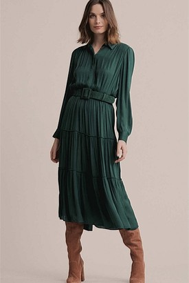 Witchery Tiered Shirt Dress