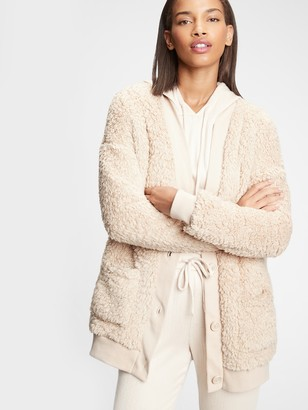 Gap Sherpa Cardigan