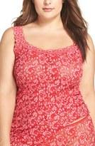 Hanky Panky Plus Size Women's Lace Camisole