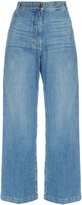 Rachel Comey Bishop wide-leg cropped jeans
