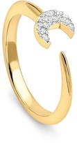 Missoma Gold Eclipse Ring