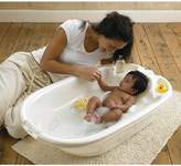 Mamas and Papas Acqua Two Stage Baby Bath