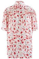 Balenciaga Paris je t'aime short-sleeved shirt